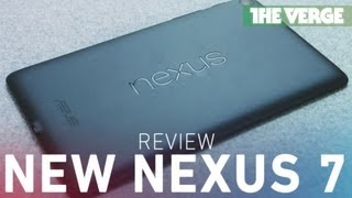 New Google Nexus 7 hands-on review