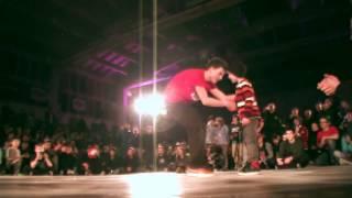 Ćwikuś vs. Stachu (Adidas Originals Rocks the Floor)