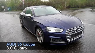 AUDI S5 Coupe 3.0 2017г