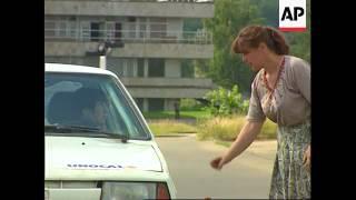 Russia - Women drivers