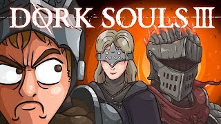 DORK SOULS 3 (Dark Souls 3 Cartoon Parody) thumbnail