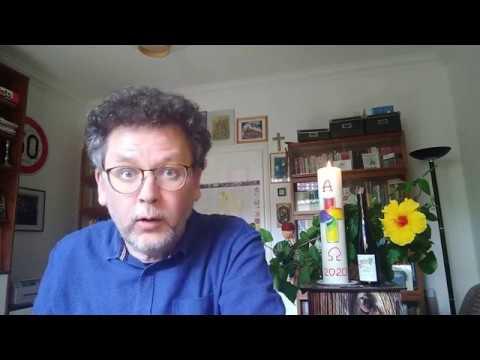 Dranbleiben | Videogottesdienst mit Thomas Steinbacher | Berlin | Sonntag Jubilate, 3. Mai 2020