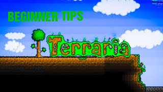 Terraria android - beginner tips ✓