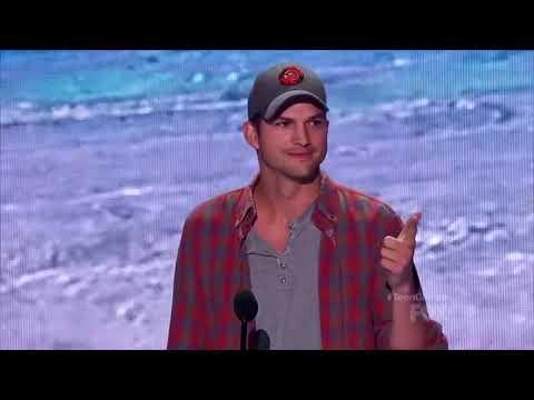 Woody Johnson - (WATCH) High School Principal Plagiarizes Ashton Kutcher's Speech