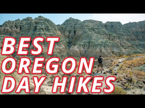 Top 20 Day Hikes In Oregon