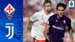 Fiorentina 0-0 Juventus | Sarri watches on as champions drop first points | Serie A