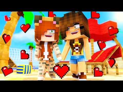 Minecraft Daycare - TINA'S MY GIRLFRIEND !?