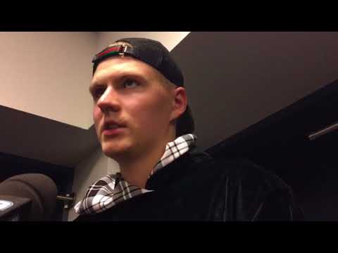 Kristaps Porzingis interview on Knicks' defensive issues in preseason loss to Nets | ESPN