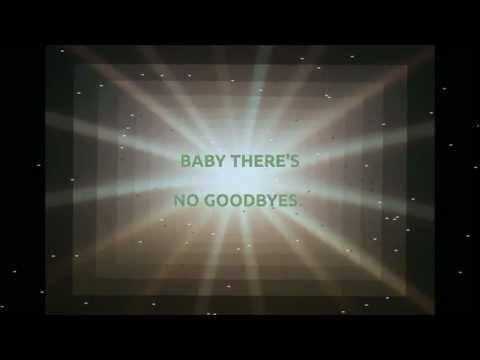 no goodbyes (lyrics)
