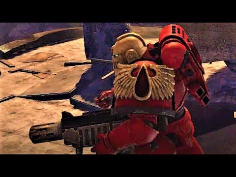 Blood Angel vs Chaos   Multiplayer 2020 - Warhammer 40000: Space Marine  