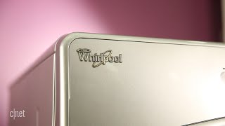 Whirlpool's handsome dryer runs much too slowly