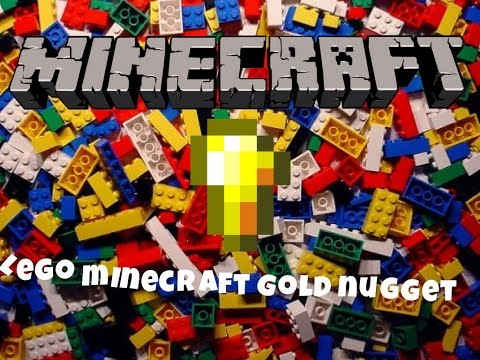 how to make golden nuggets in minecraft