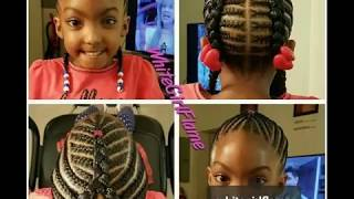 Braids Hairstyles For Kids 2018: Beautiful And Lovely Hairstyles For The Kids