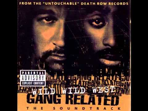 Tupac - Lost souls - Gang Related