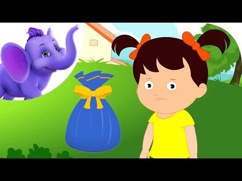 Lucy Locket - Nursery Rhyme with Karaoke
