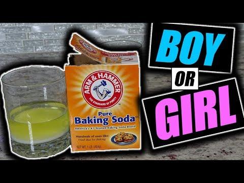 Baking Soda Gender Test | 100% Accuracy