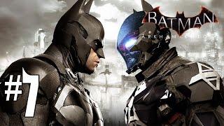 Batman Arkham Knight - Playthrough #7 [FR]