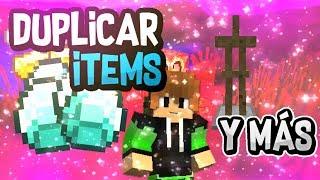 """3 Trucos Increíbles Para Minecraft PE 1.5 """"Duplicar Diamantes Y Más"""""""