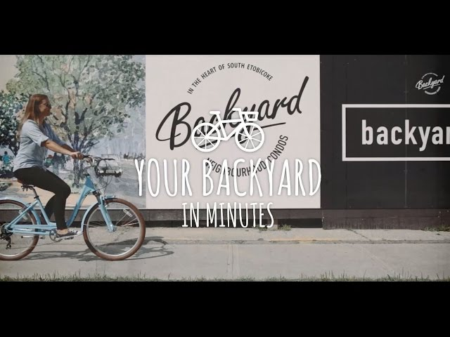 Your Backyard In Minutes - Episode 1