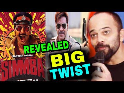 BIG NEWS: Rohit Shetty Revealed The Twist | Simmba | Ranveer Singh | Ajay Devgn | Sara Ali Khan