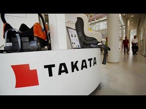 Japão: Takata INc. na falência - economy