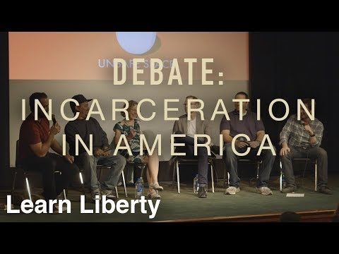 DEBATE: Incarceration in America