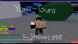 How to get YamiGura + Showcase Ijul Piece