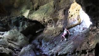 Puerto Rico  Cueva del Indio
