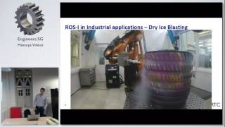 ROS-I, a game changer for industrial applications - Singapore Robot Operating System(ROS) Meetup