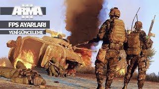 ARMA 3 FPS Arttırma Yöntemi Yeni Güncelemeler