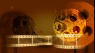 Кинолента заставка для видео монтажа