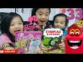 Barbie Thomas & Friends Story Books (HM4-3) MCDONALD'S HAPPY MEAL Funny Kids #33 Genesis Family +
