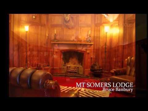 ADNZ/Resene Design Awards Winner: Mt Somers Lodge