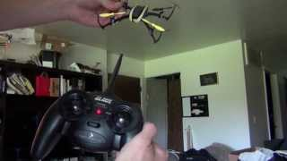 Blade Nano QX Review & Flight Demonstration