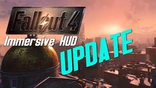 Immersive HUD (iHUD) - UPDATE | Fallout 4 MOD