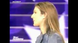 Céline Dion - Je ne vous oublie pas ( Star Academy )