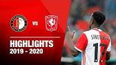 Highlights   Feyenoord - FC Twente   2019-2020