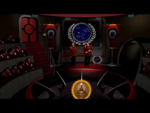 Starfleet Academy 22: A World of Their Own