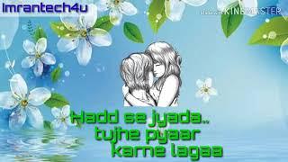 Jane kab kis kadar tujhpe marne laga_new heart touching whatsapp status _#love