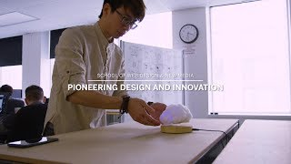 School of Web Design & New Media - Pioneering Design and Innovation