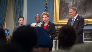 Mayor de Blasio Appoints Loree Sutton Commissioner of the Mayor