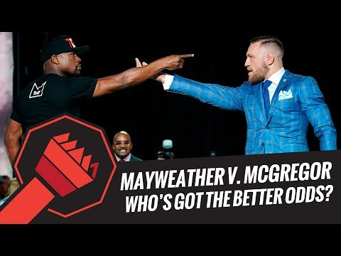 Thumbnail: Mayweather vs. McGregor: Who's Got The Better Odds?
