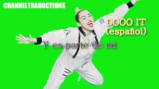 1. Miley Cyrus - Doo it (TRADUCIDA AL ESPAÑOL)