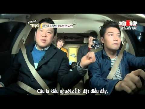 [Vietsub] Taxi ep 271 with EunJi & Seo In Guk {A Pink Team} [360kpop]