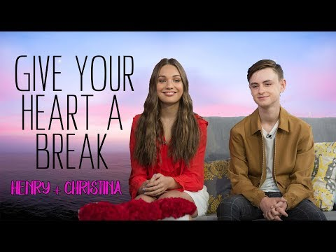 Henry & Christina  Give Your Heart A Break