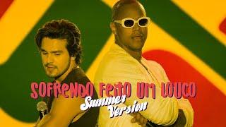 Luan Santana part. Léo Santana e Olodum - Sofrendo Feito Um Louco (Clipe Oficial)