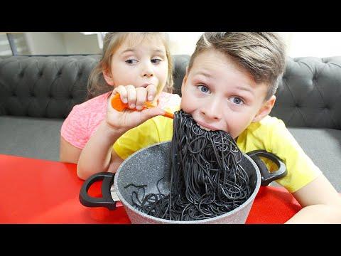 Ali and Black Noodle