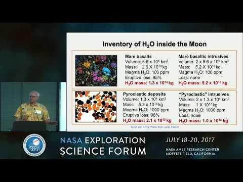 NASA Exploration Science Forum 2017 - Day 2 (Main Room) - G. Jeffrey Taylor