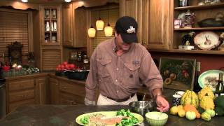 poached salmon and dill sauce episode 124