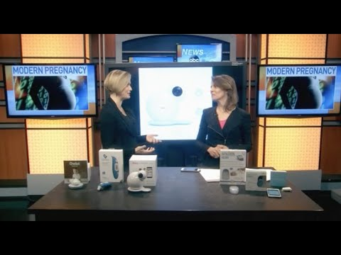 Modern Pregnancy:  Best of Baby Tech Products from CES 2016 on ABC WLOS News